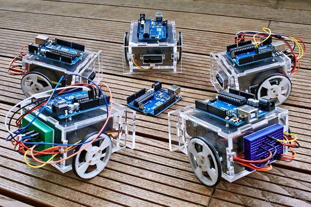 Arduino Robot Topics - revolvycom