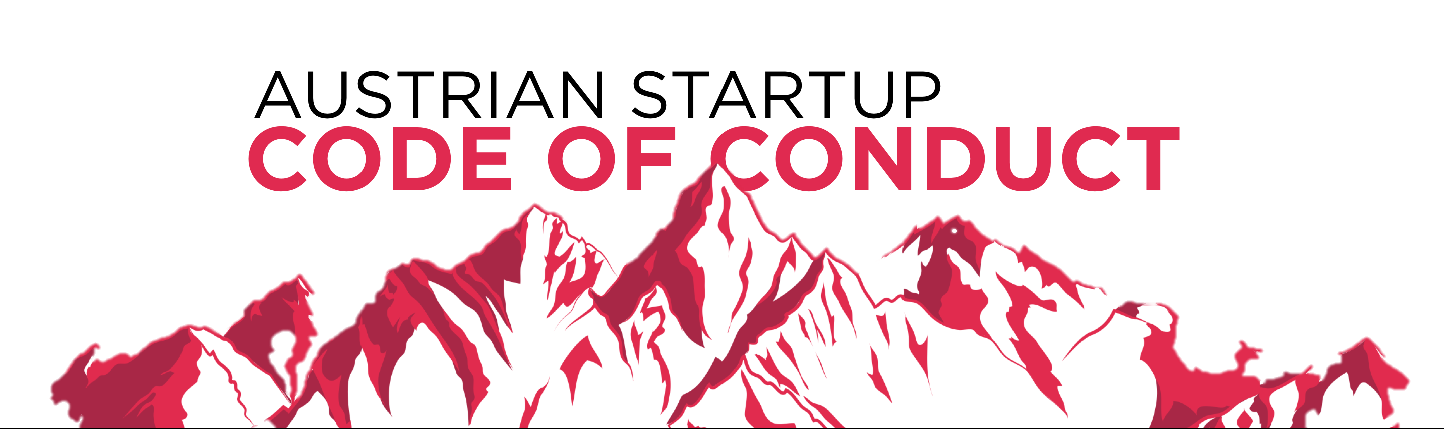 Code of conduct austrianstartups the austrian startup code of conduct is an initiative by for the austrian startup community it aims to establish a common ground for how we want to work buycottarizona Choice Image